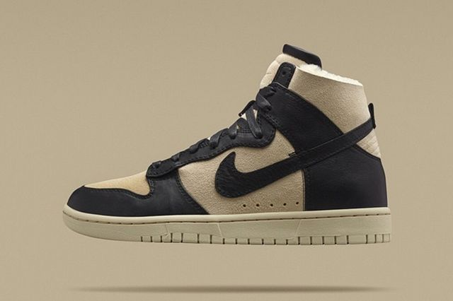 Nikelab Introduces The Nike Dunk High Sherpa