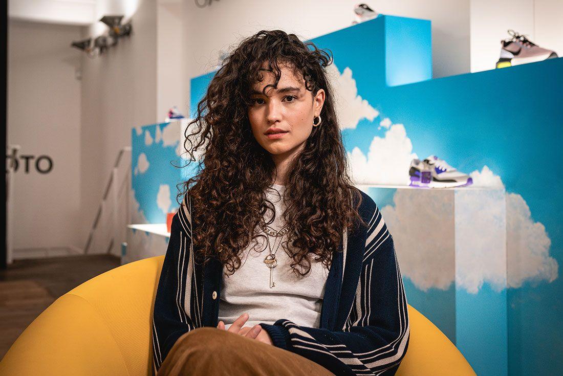Nike Dylan Raasch Juliana Sagat Air Max 90 Verona Design Release Date Interview Sneaker Freaker10