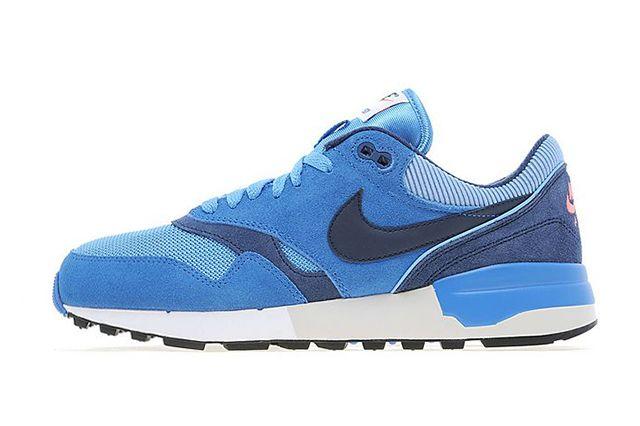 Nike Air Odyssey Blue Suede