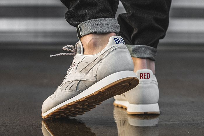 Kendrick Lamar X Reebok Classic Leather Blue And Red4