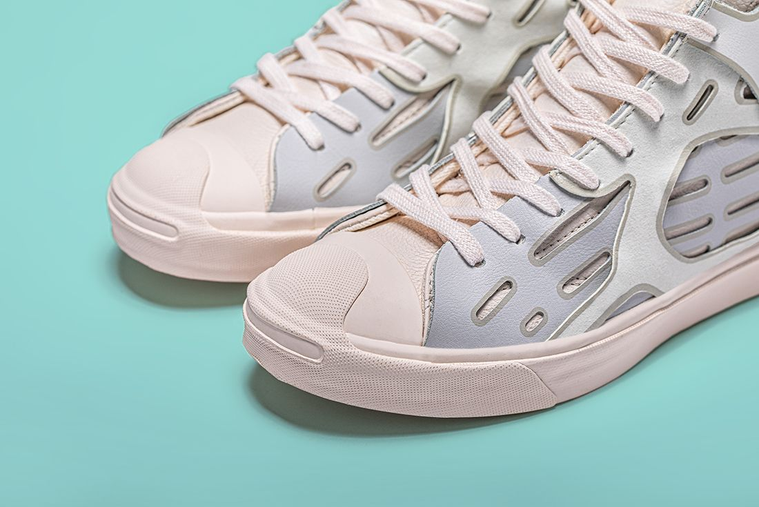 Feng Chen Wang Converse Jack Purcell White Toe