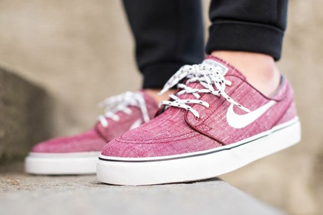 Nike Sb Stefan Janoski Canvas Team Red 03