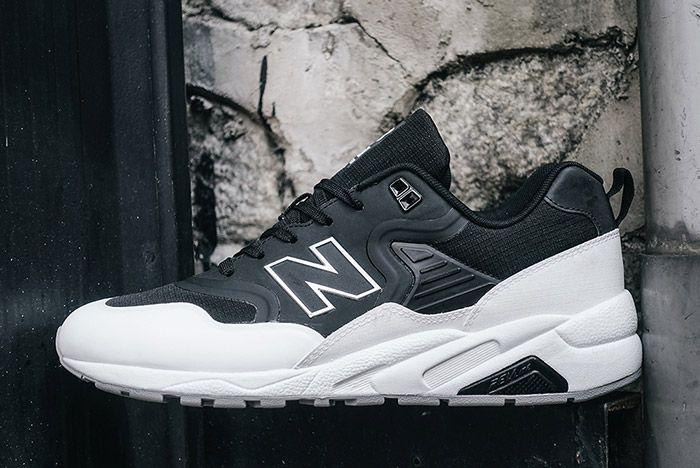 New Balance 580 Deconstructed Black White 4