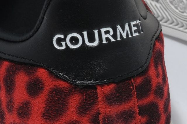 Gourmet Rossi Lx Red Cheetah Heel