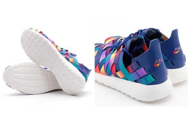 Nike Wmns Rosherun Woven Sole Heel Detail 1