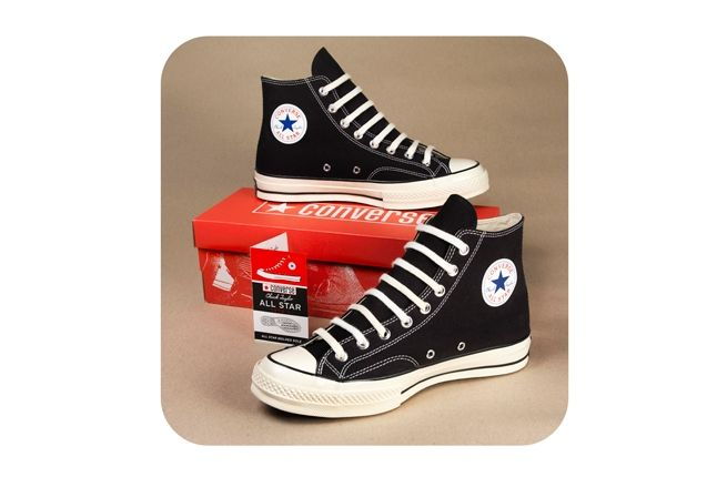 Converse 1970S Chuck Taylor All Star Black On Sepia 1