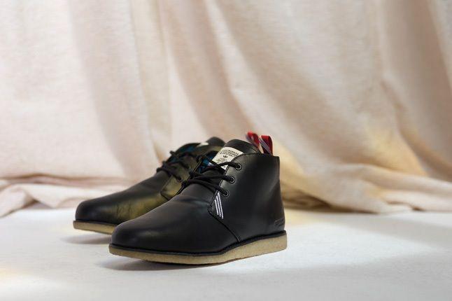 Adidas Originals By Bedwin Fw13 Loobook Bw Winter Chukka Black 1