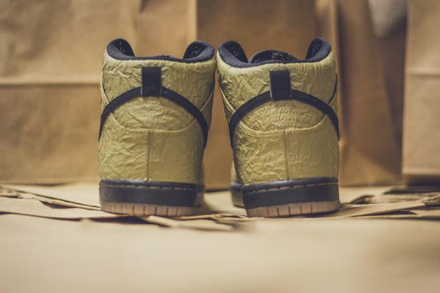 Nike Sb Dunk High Prem Brown Paper Bag6
