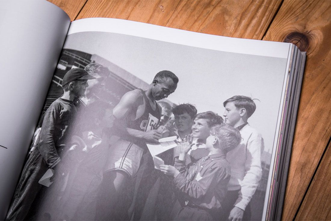 The Sports Shoe Book Lr 5 Pages
