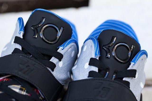 Nike Kd7 Ext Plaid Polka Dots 2