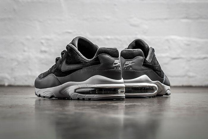 Nike Air Max 94 Black Grey 2