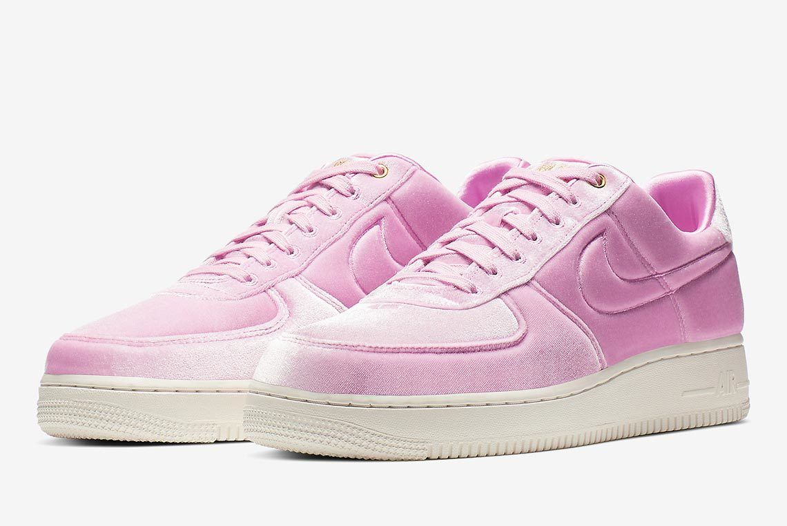 Air Force 1 Velour 3