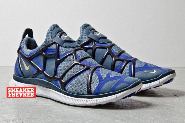 Nike Free Alt Closure Run Purp Pair 1
