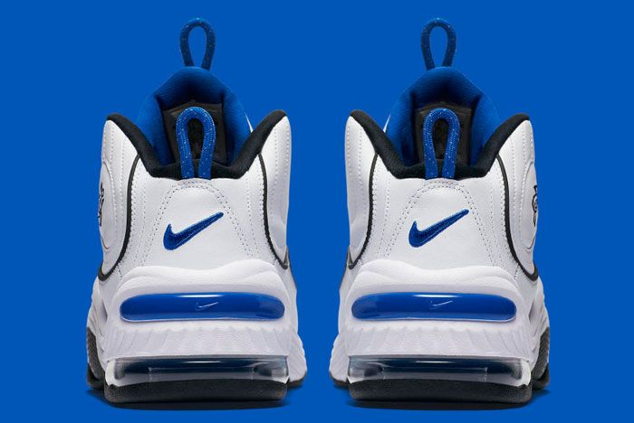 Nike Air Penny 2 Blue 1