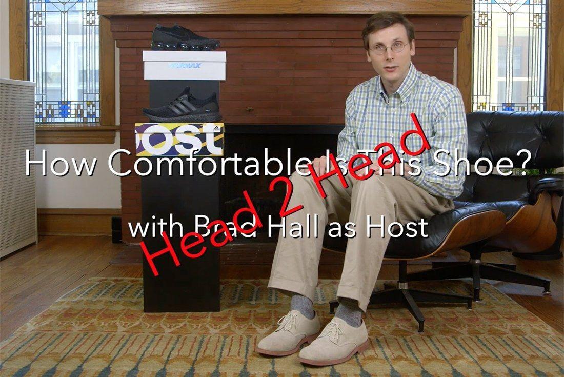 Brad Hall Shoes 1