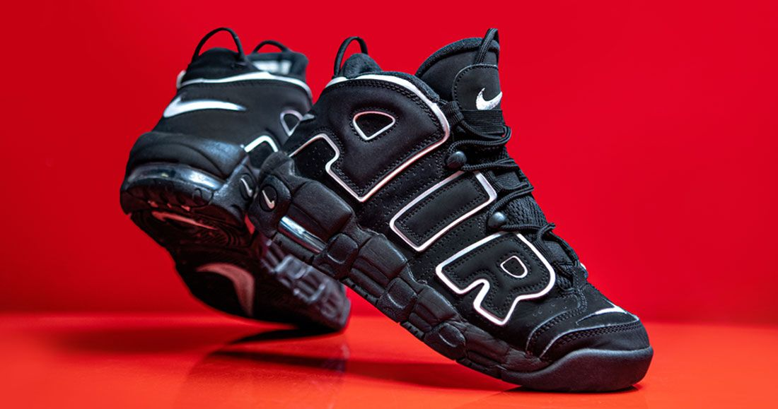 Nike Air More Uptempo is the Real MVP