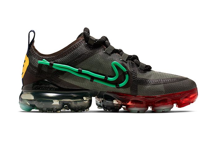 Cactus Plant Flea Market Nike Air Vapormax 2019 Official Release Date Right Lateral