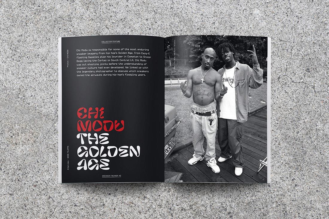 Sneaker Freaker Issue 42 2Pac