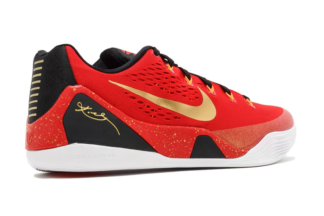 Nike Kobe 9 China Angled