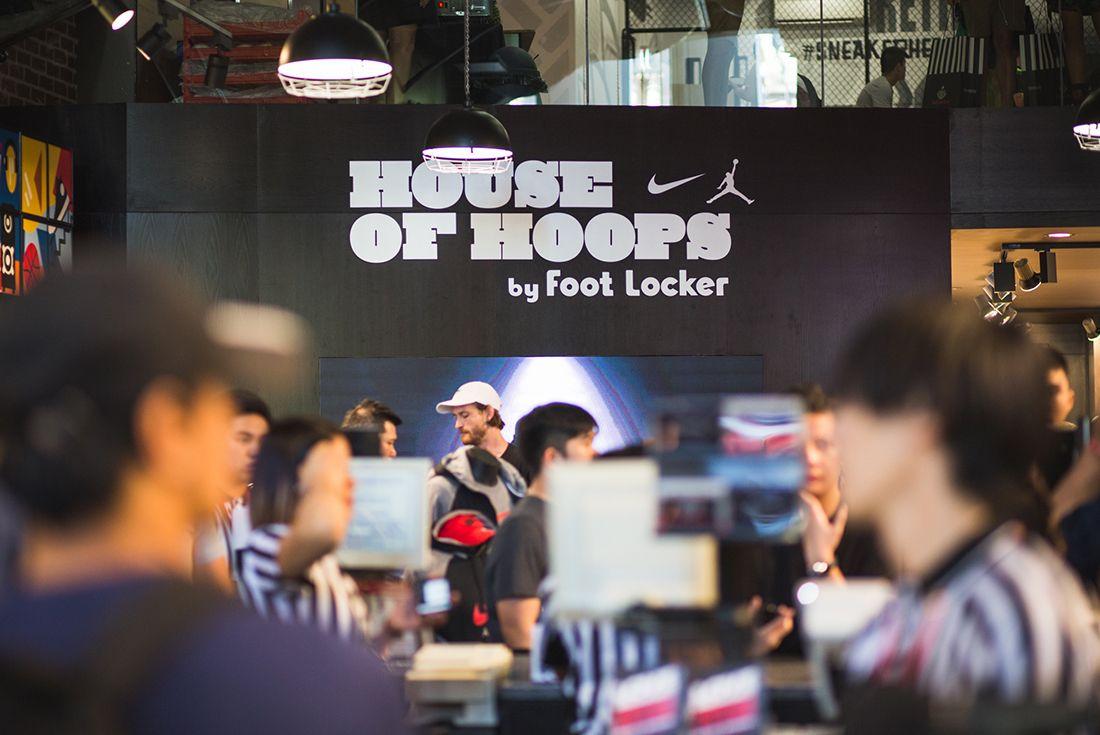Foot Locker Opening 12