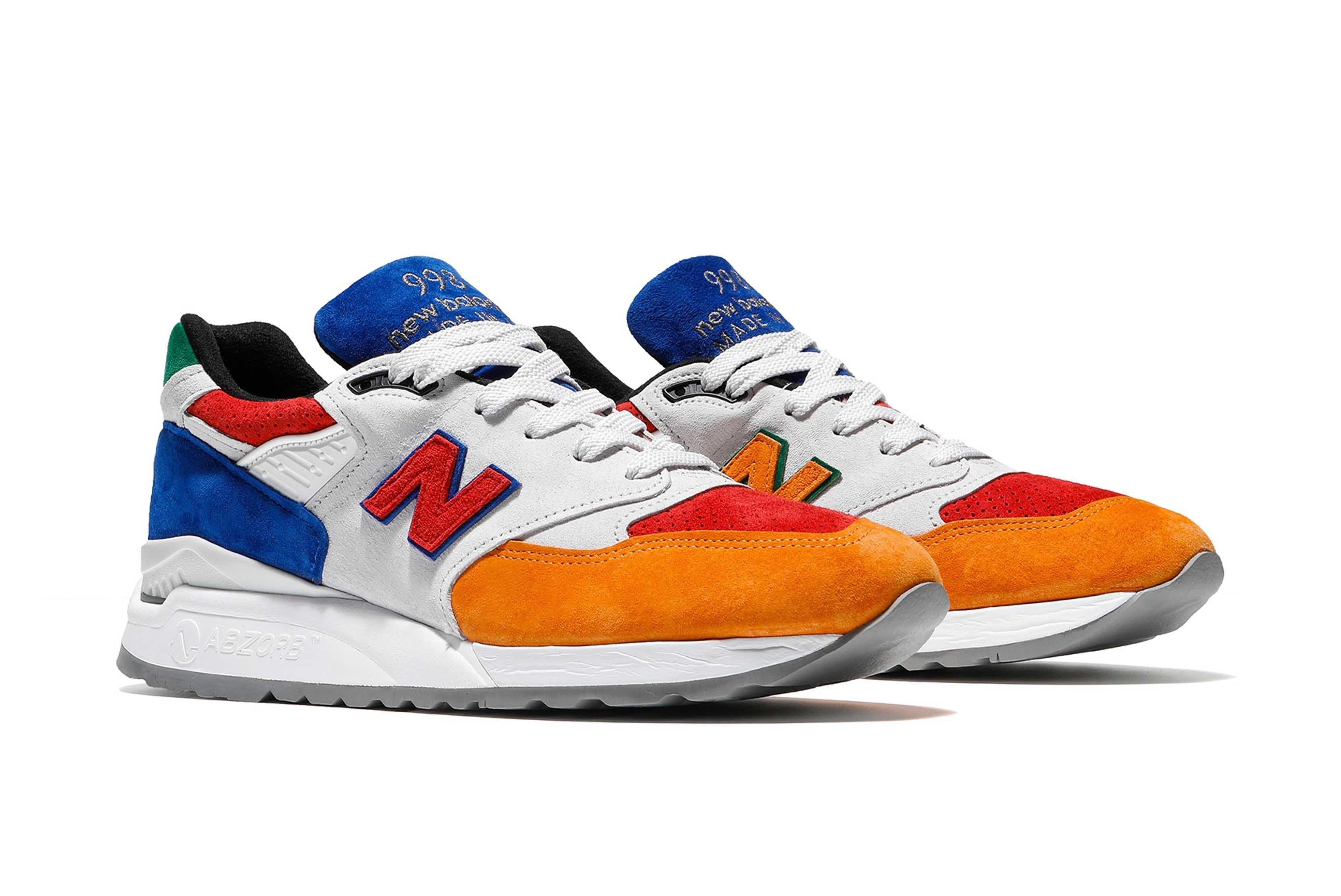 Bodega New Balance 998 Mass Transit Release Date 2 Sneaker Freaker