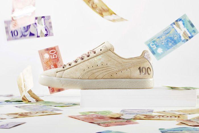 Puma Canadian Money Clyde Pack Sneaker Freaker Hero