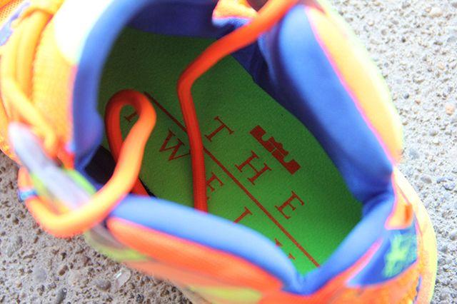 Nike Lebron 12 Nurf 2