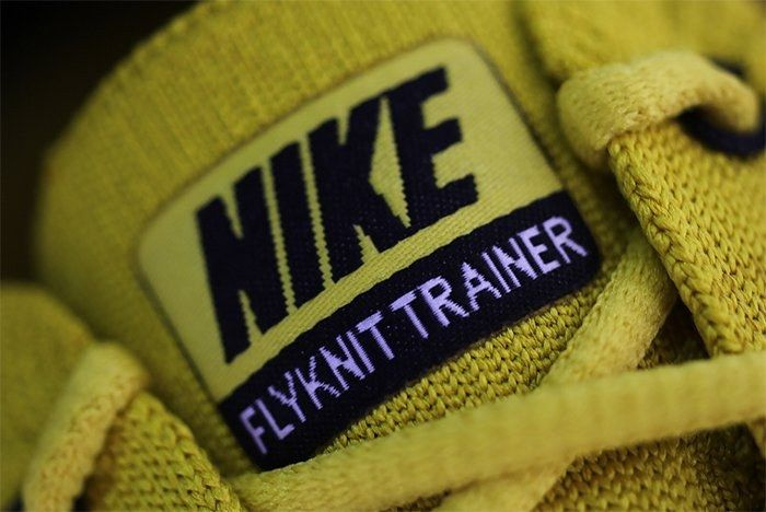 Nike Flyknit Racer Bright Citron 3