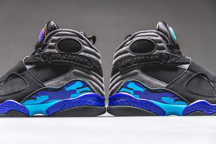 Air Jordan 8 Aqua12