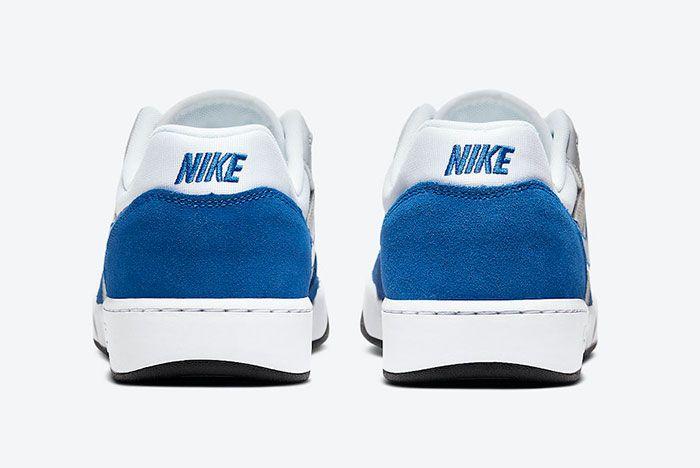 Nike SB GTS Return CD4990-400 Heel
