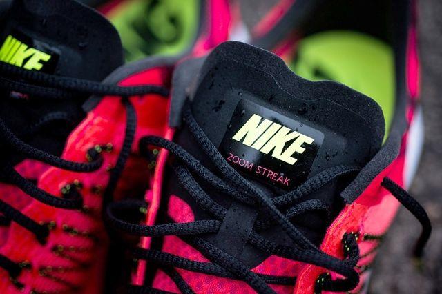 Nike Zoom Streak 5 Laser Crimson 2