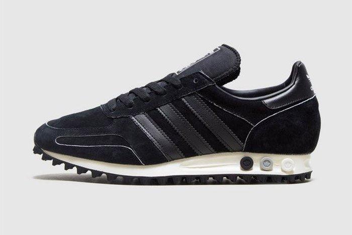 Empotrar Baño vino  adidas La Trainer OG (Black) - Sneaker Freaker