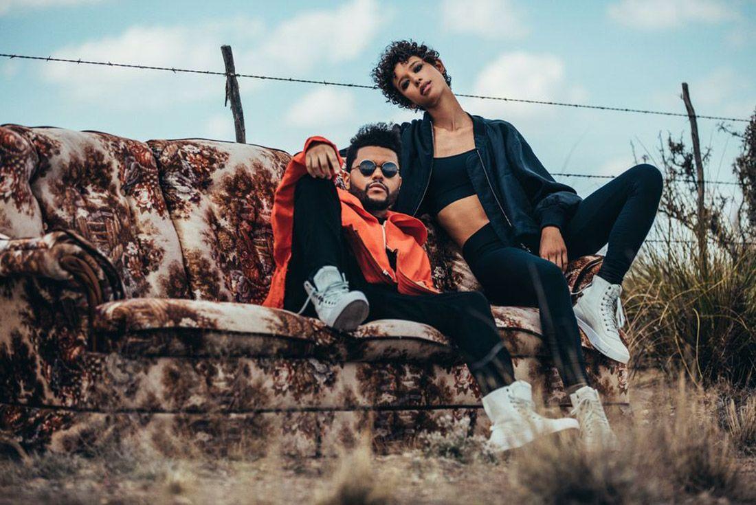 Pumaxo The Weeknd Parallel 3