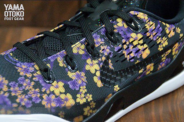 "Nike Kobe 9 Low Em "" Floral"" 2"