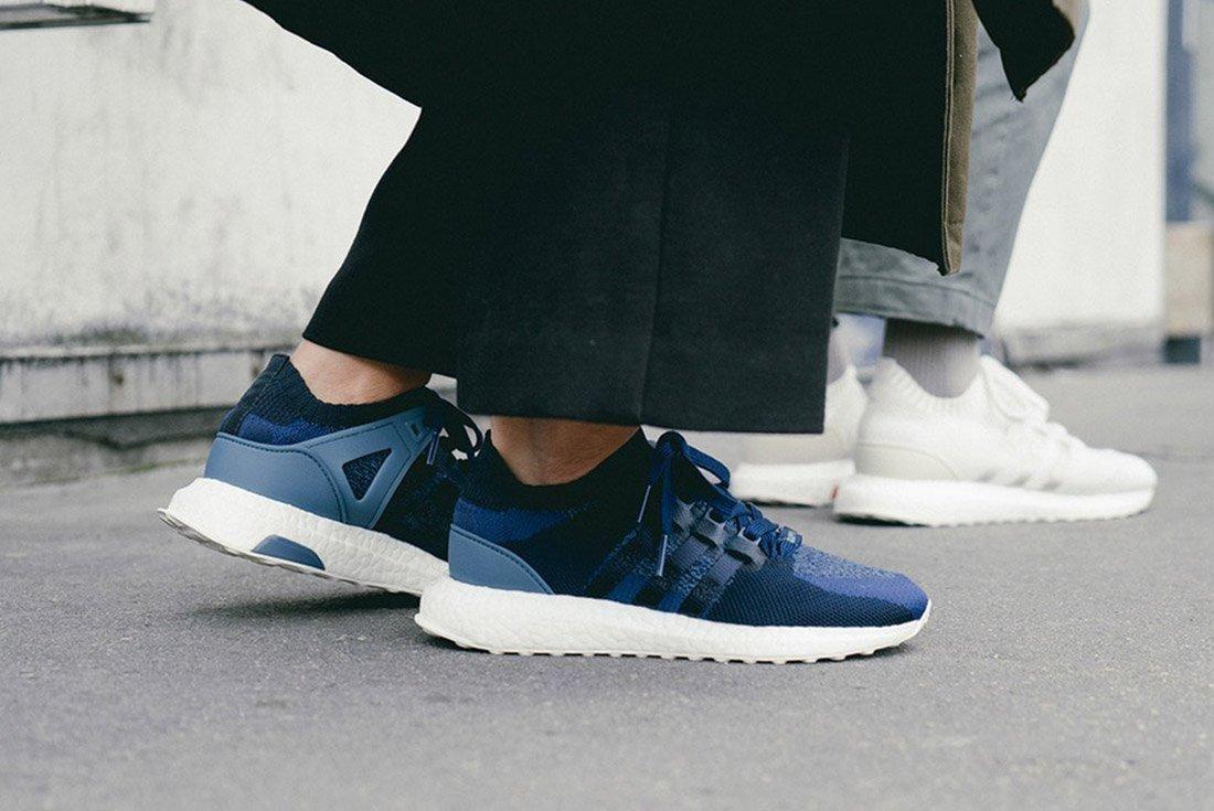 Sneakersnstuff Adidas Eqt Materials Pack 5