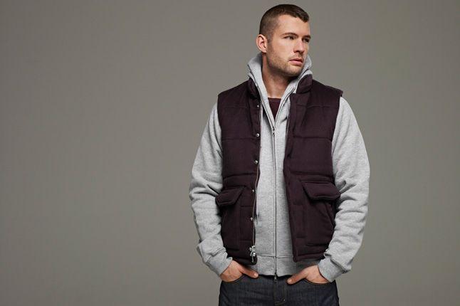 David Beckham Adidas Originals Fall Winter 2012 09 1
