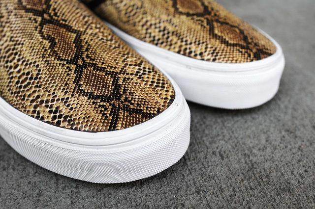 Vans Slip On Snake Collection 4