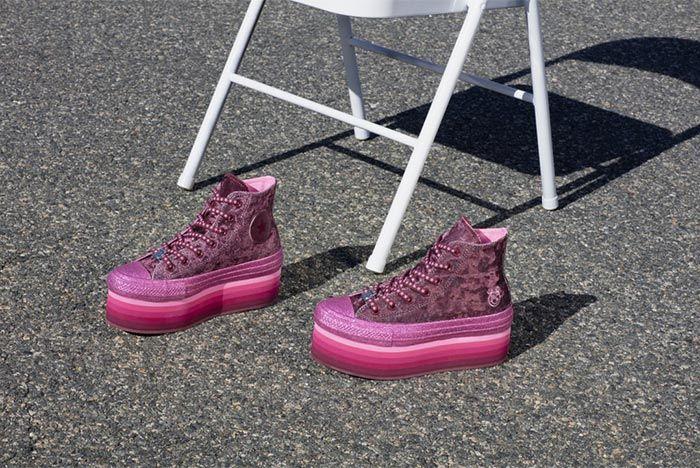 Miley Cyrus Converse Colab Release 7