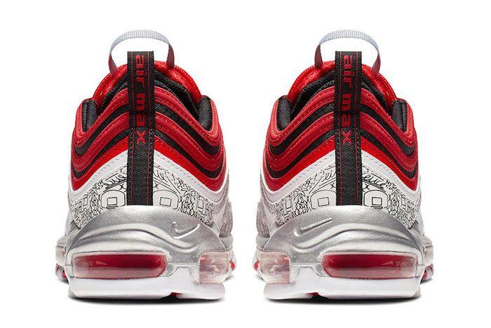 Jayson Tatum Nike Air Max 97 Release Date 3 Heel