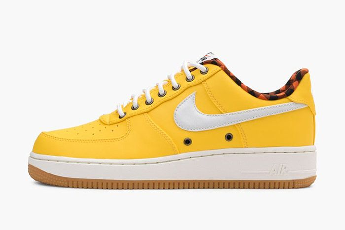 Nike Air Force 1 07 Lv8 Varsity Maize Yellow 1