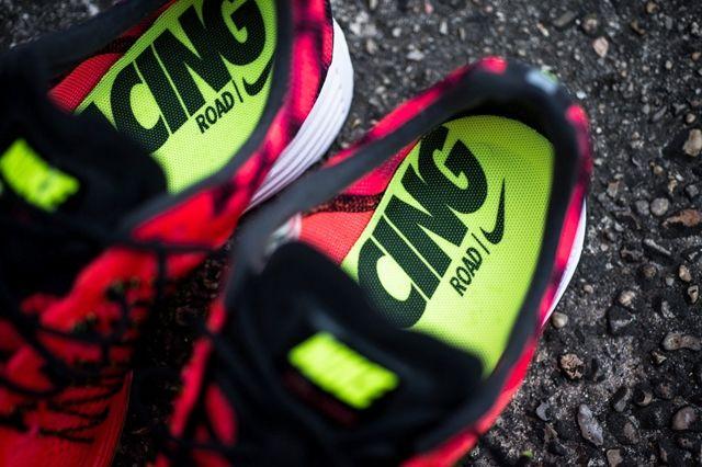 Nike Zoom Streak 5 Laser Crimson 1