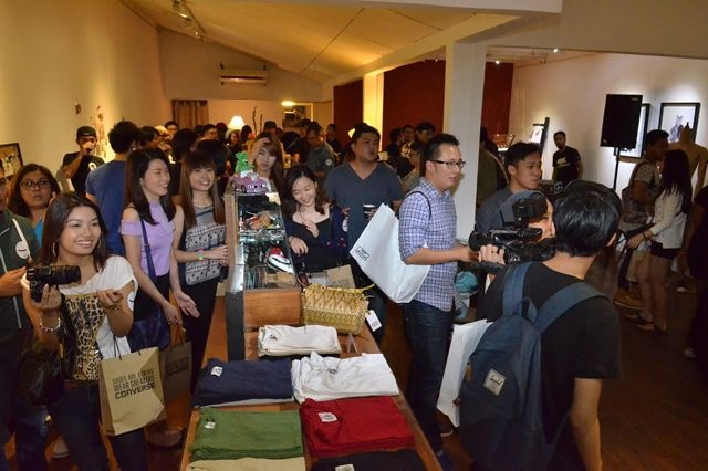 Converse Jack Purcell Pop Up Store Malaysia 1