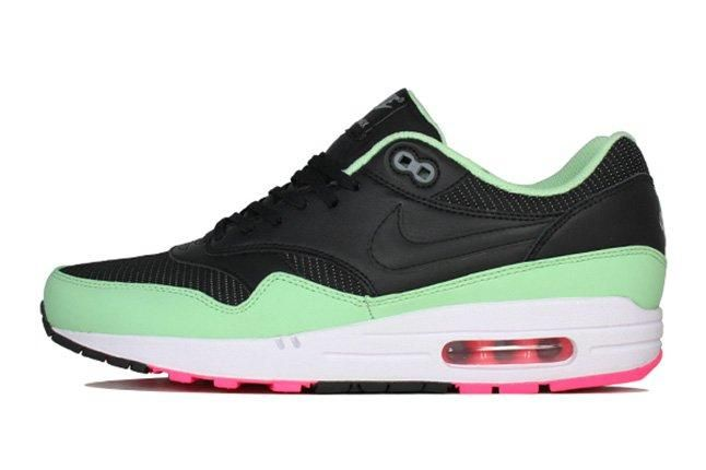 Nike Air Max 1 Fb Fresh Mint Pink Flash Side 1