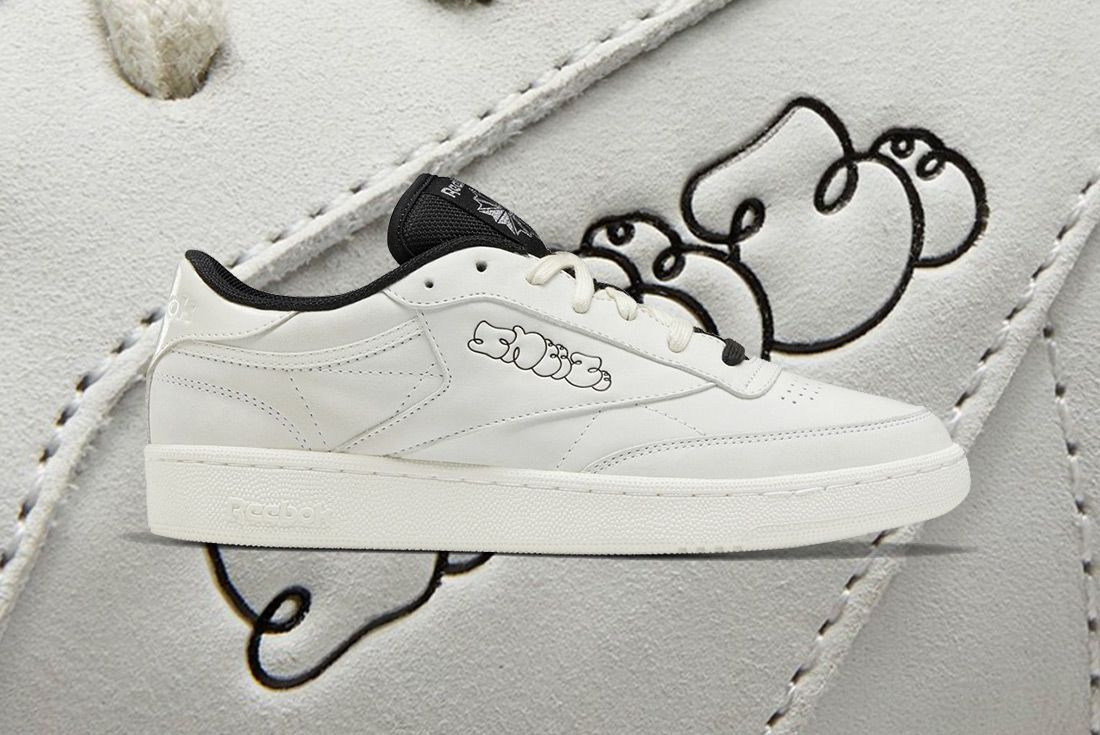 sneeze club reebok colab