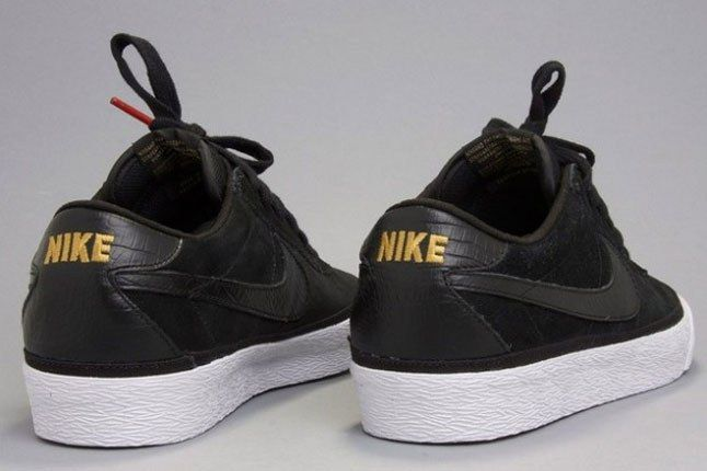 Nike Sb Bruin Black History Month Heel 1
