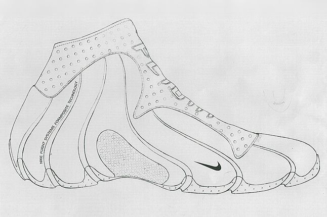 The Making Of The Nike Flightposite 13 1
