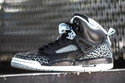 Air Jordan Spizike Black Wolf Grey Thumb