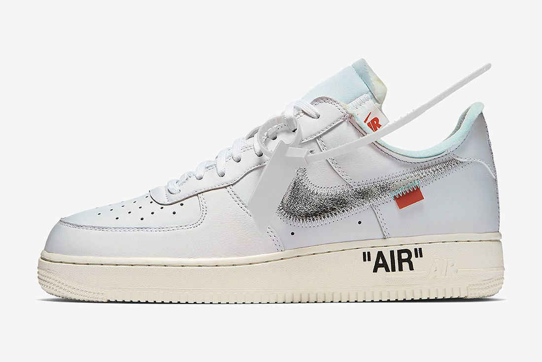 x Nike Air Force 1 Tipped for Rerelease