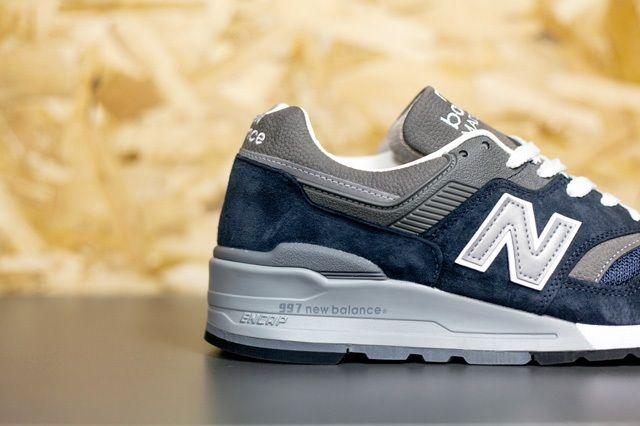 New Balance 997 Navy 4