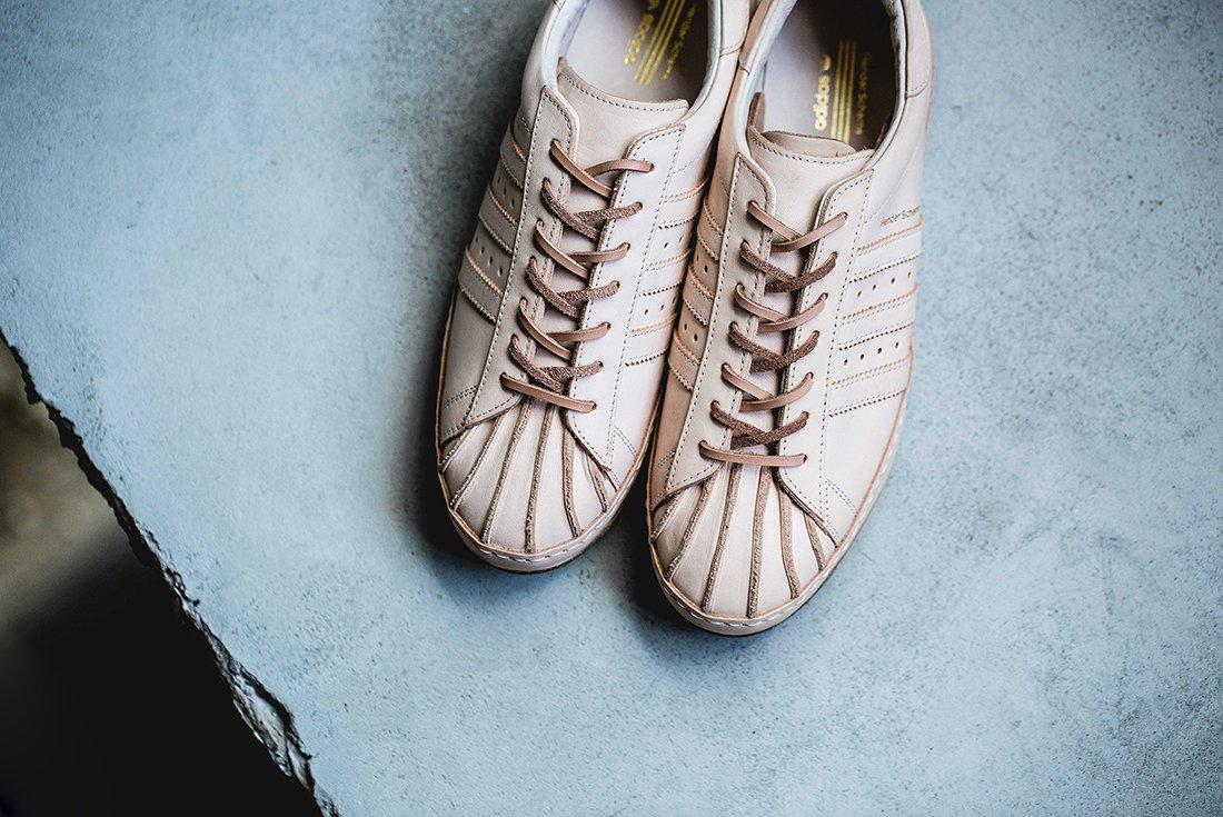 Hender Scheme X Adidas Luxe Leather Pack4